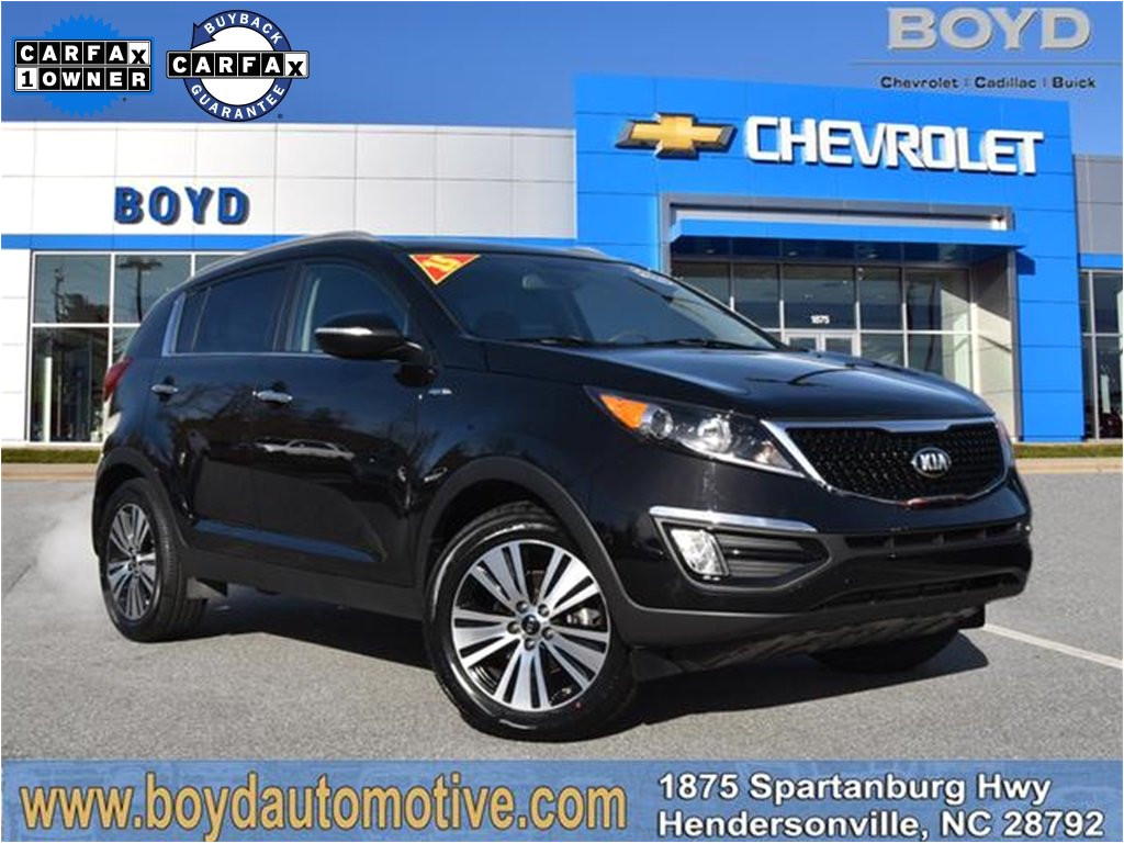 Paramount Kia Of asheville Nc Kia Sportage for Sale In Hendersonville Nc 28792 Autotrader