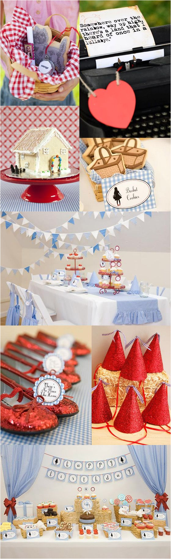 fun wizard of oz birthday party decoration ideas oh dear lord melissa wilson this is