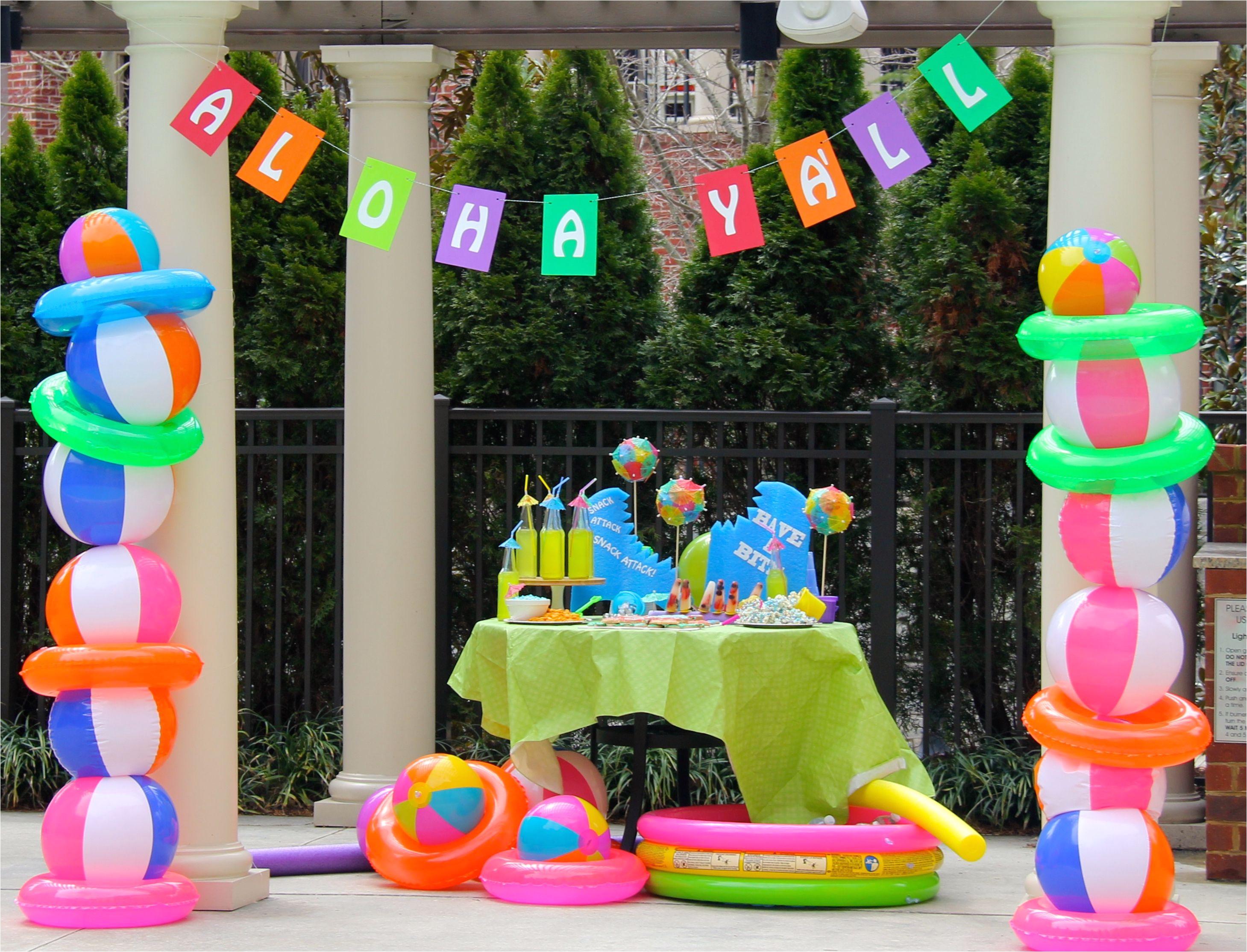 beach ball party decor call us suzy more venez profitez de la reunion www airbnb fr c jeremyj1489