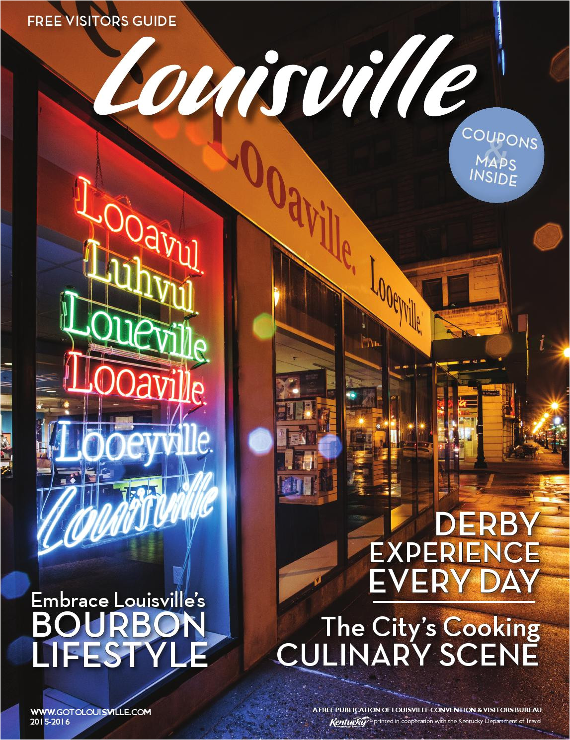 louisville visitors guide by louisville convention visitors bureau issuu