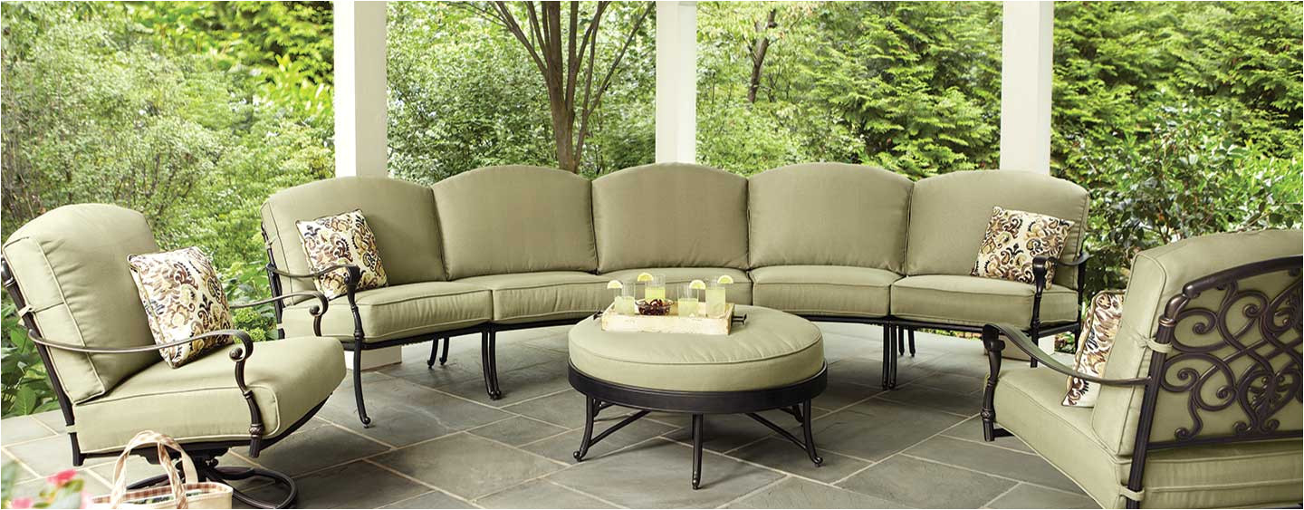 find the perfect fitting cushion for any outdoor furniture piece