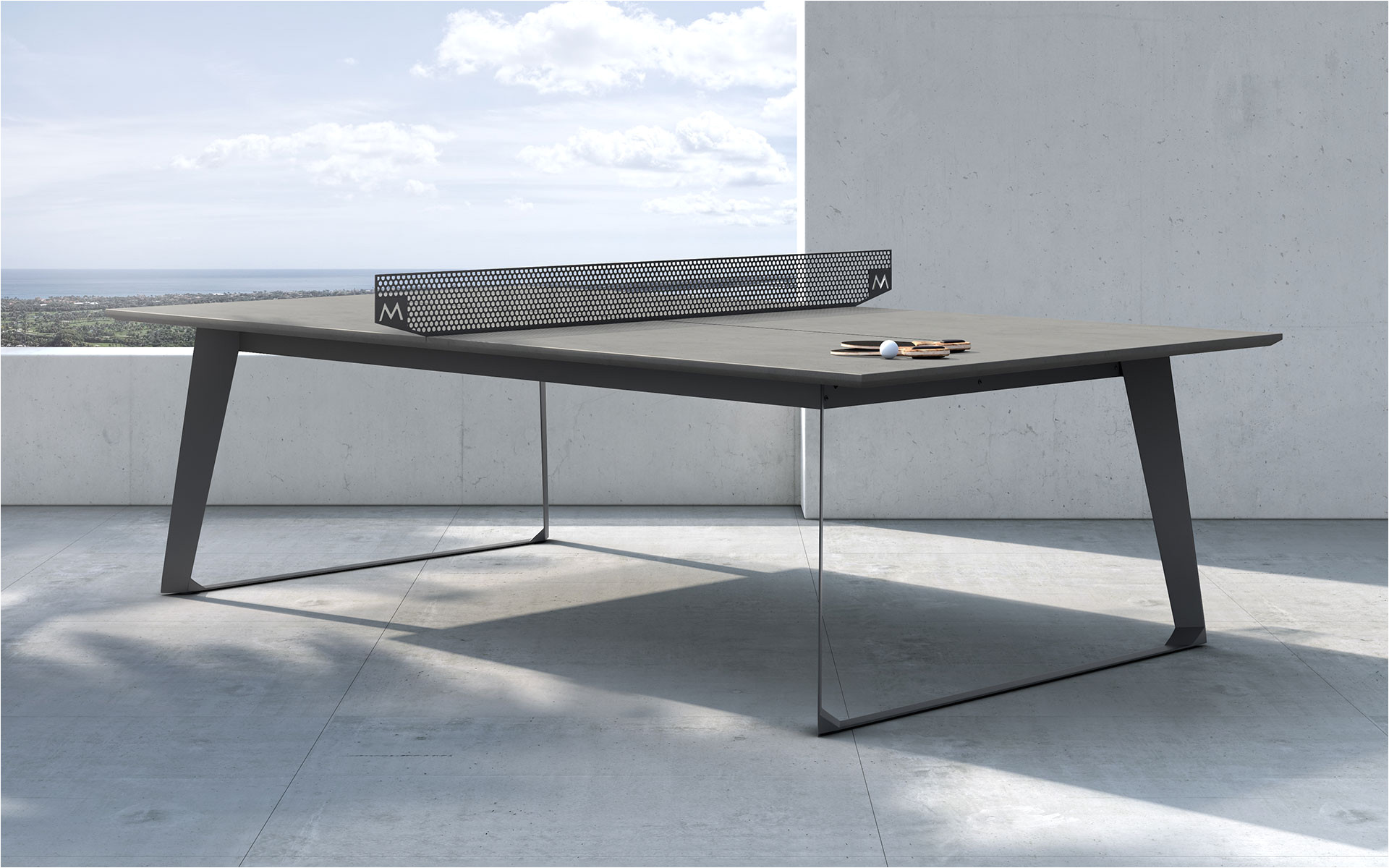 modloft amsterdam outdoor ping pong table de ght pptblc od official store