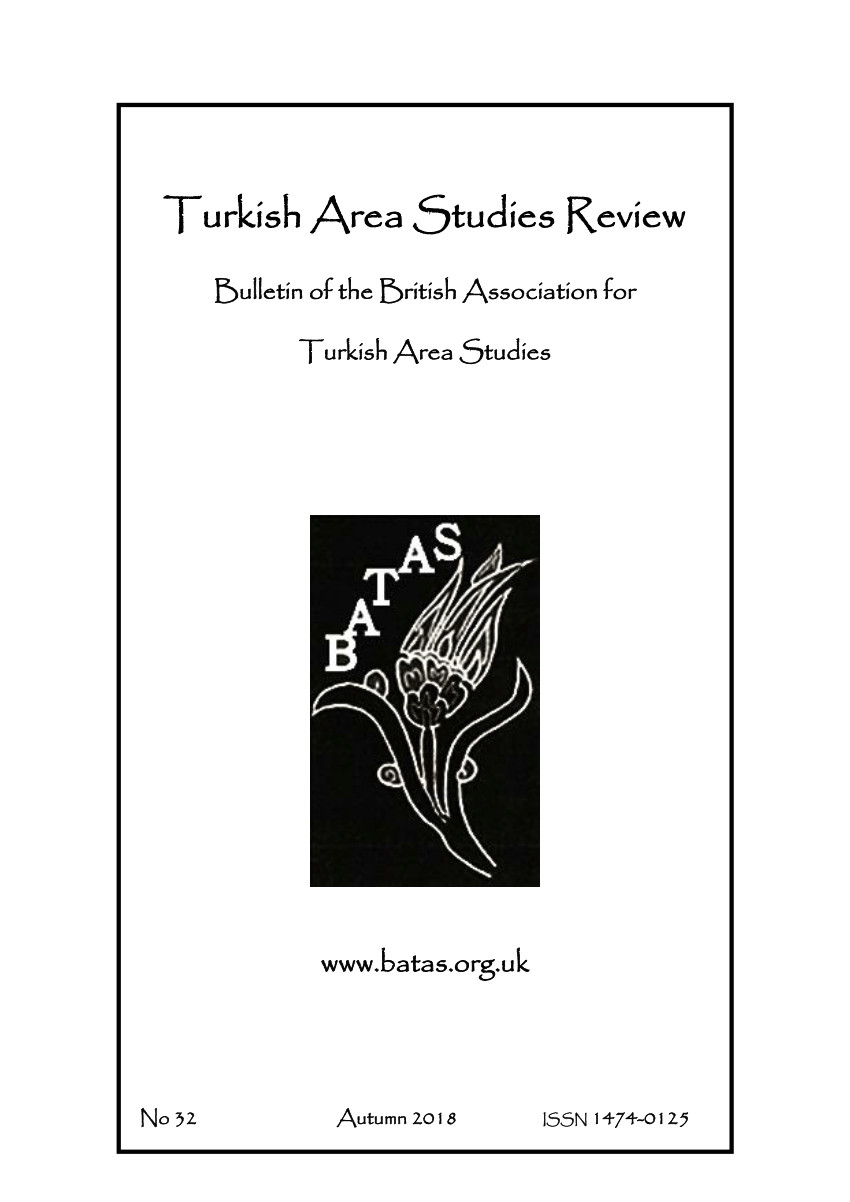 pdf turkish israeli relations turkish area studies review bulletin of the british association for turkish area studies number 32 autumn 2018