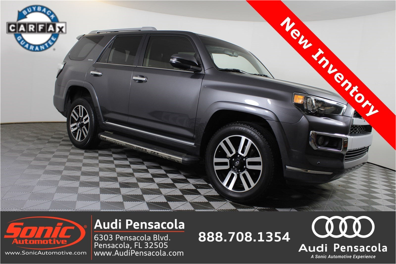 used 2016 toyota4runner limited