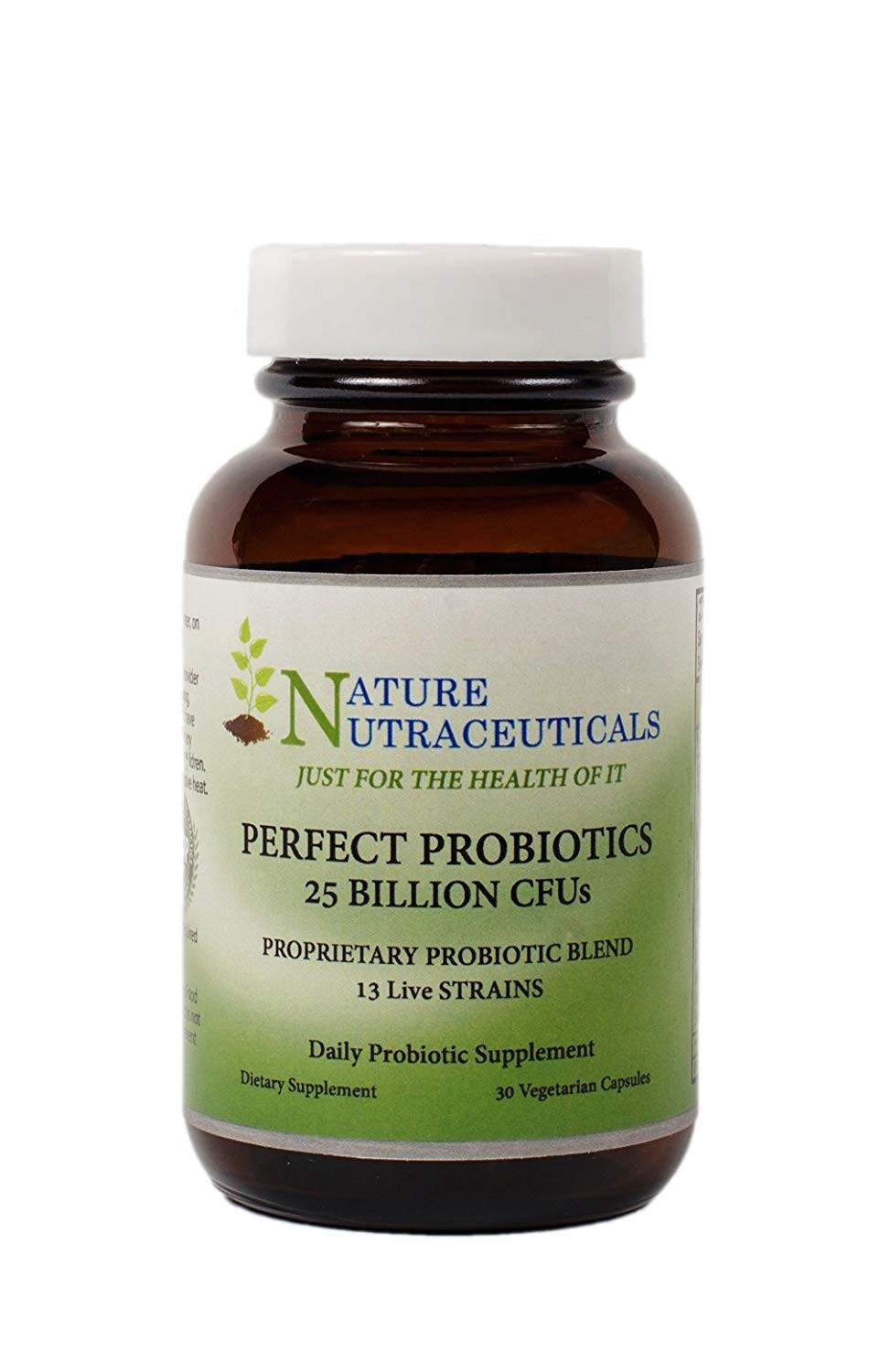 amazon com best probiotics 25 billion weight loss reduce gas bloating dairy free 13 potent strains guaranteed potency health personal care