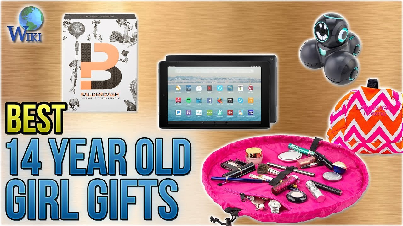 10 best 14 year old girl gifts 2018