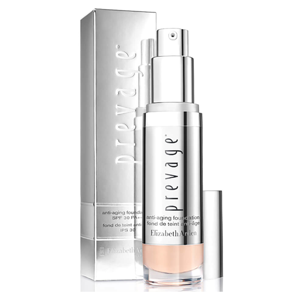 elizabeth arden prevage anti ageing foundation various shades free shipping lookfantastic