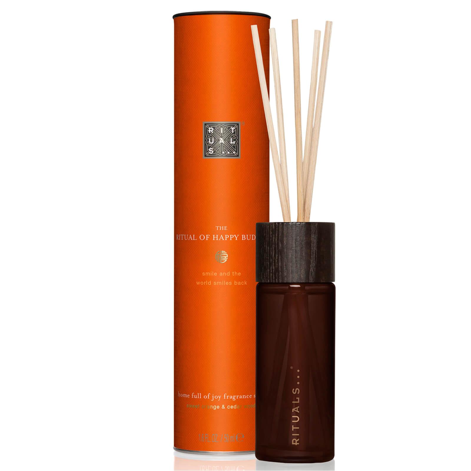 rituals the ritual of happy buddha mini fragrance sticks 50ml free shipping lookfantastic