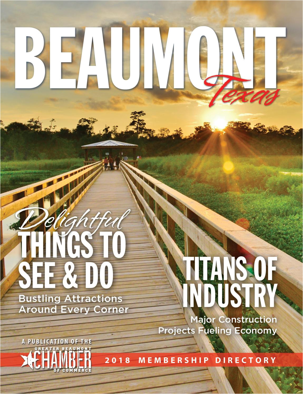 beaumont tx 2018 membership directory by town square publications llc issuu