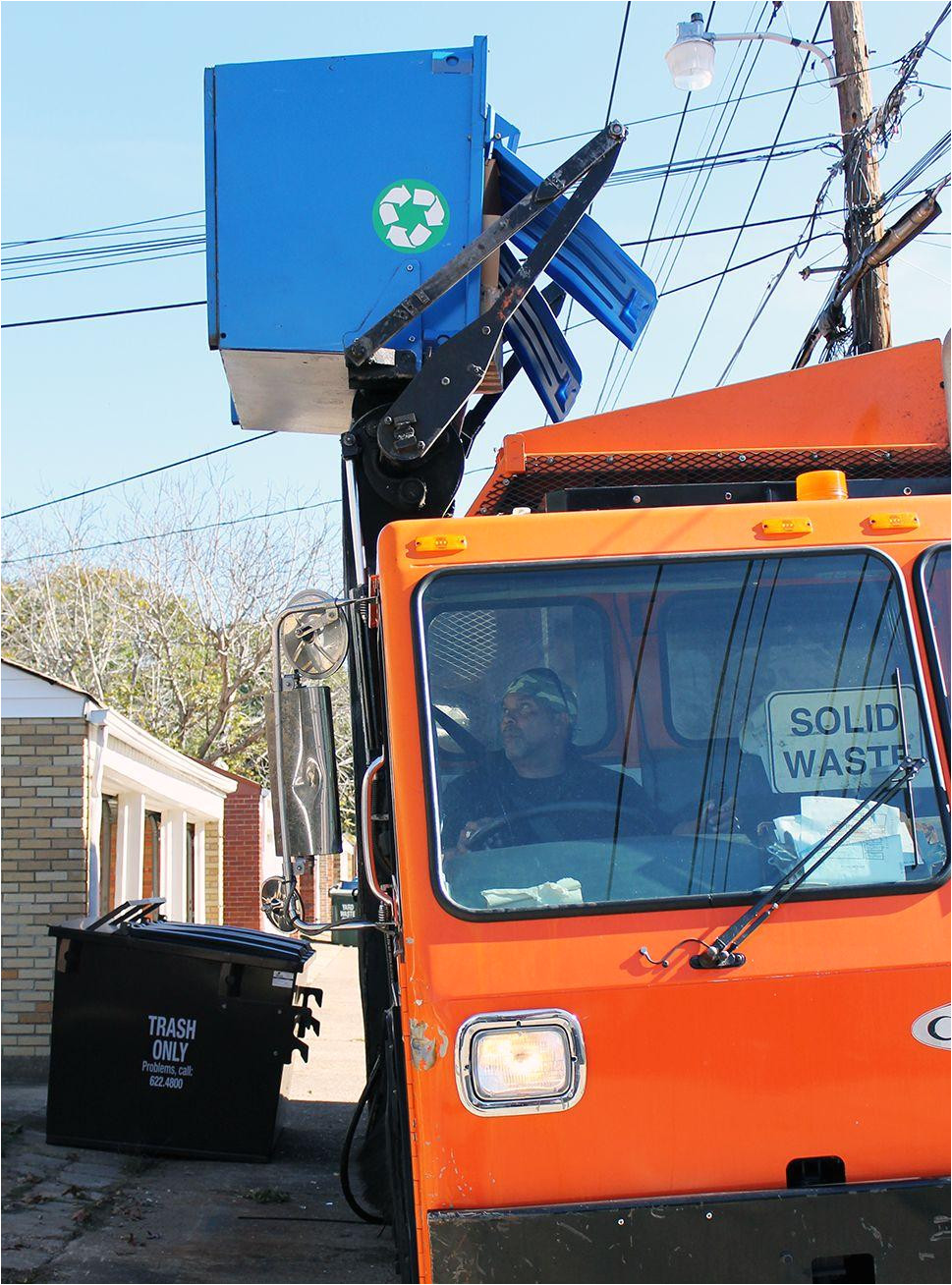 does single stream recycling really work yes and no st louis public radio