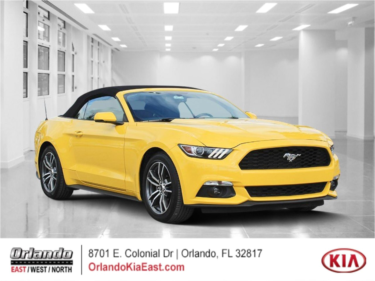 used 2017 ford mustang in orlando fl