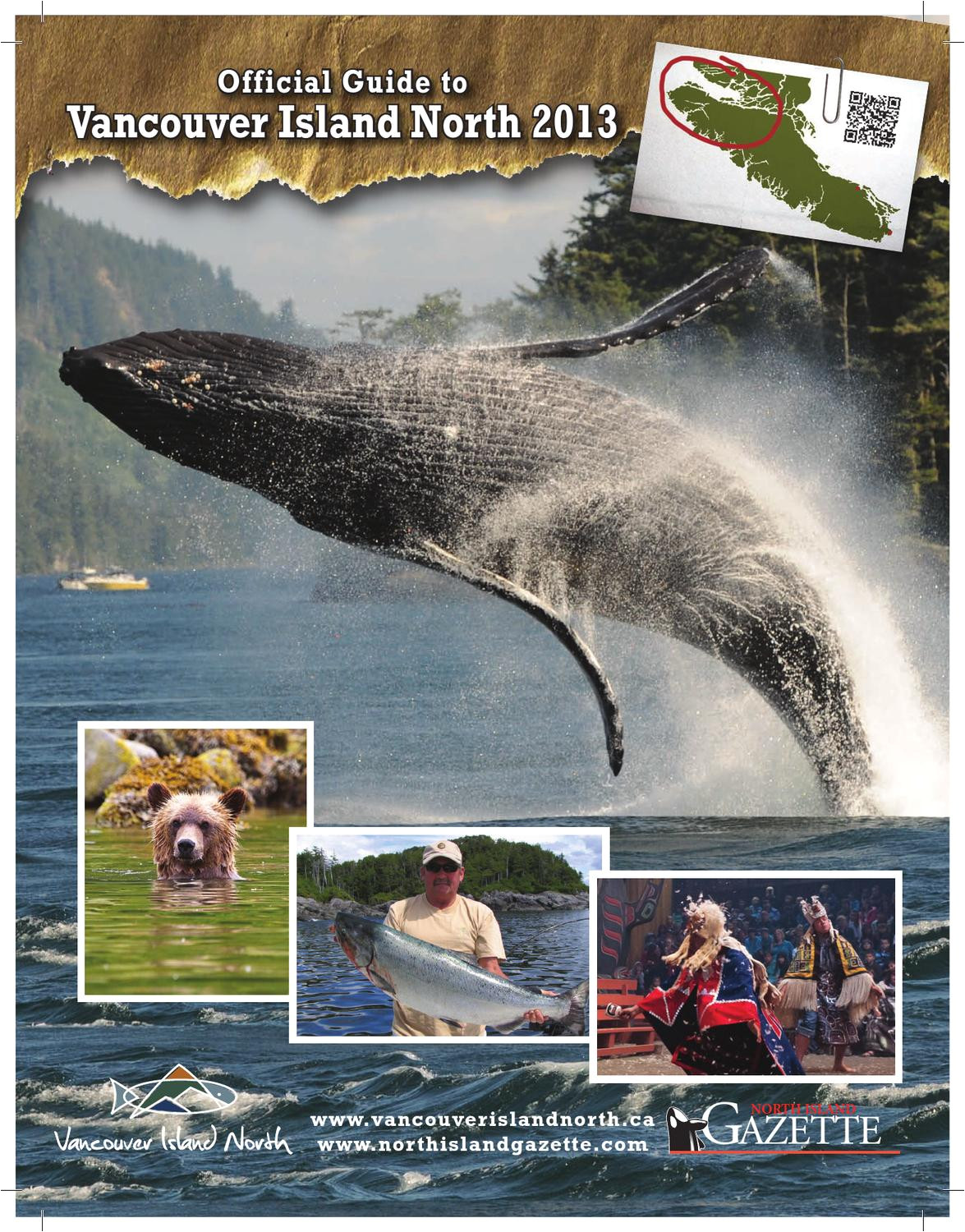northern vancouver island visitors guide by north island gazette issuu