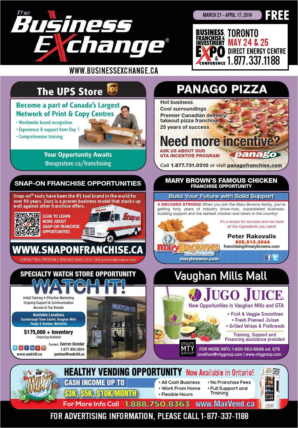 the business exchange march 21 2014 by the business exchange corp issuu