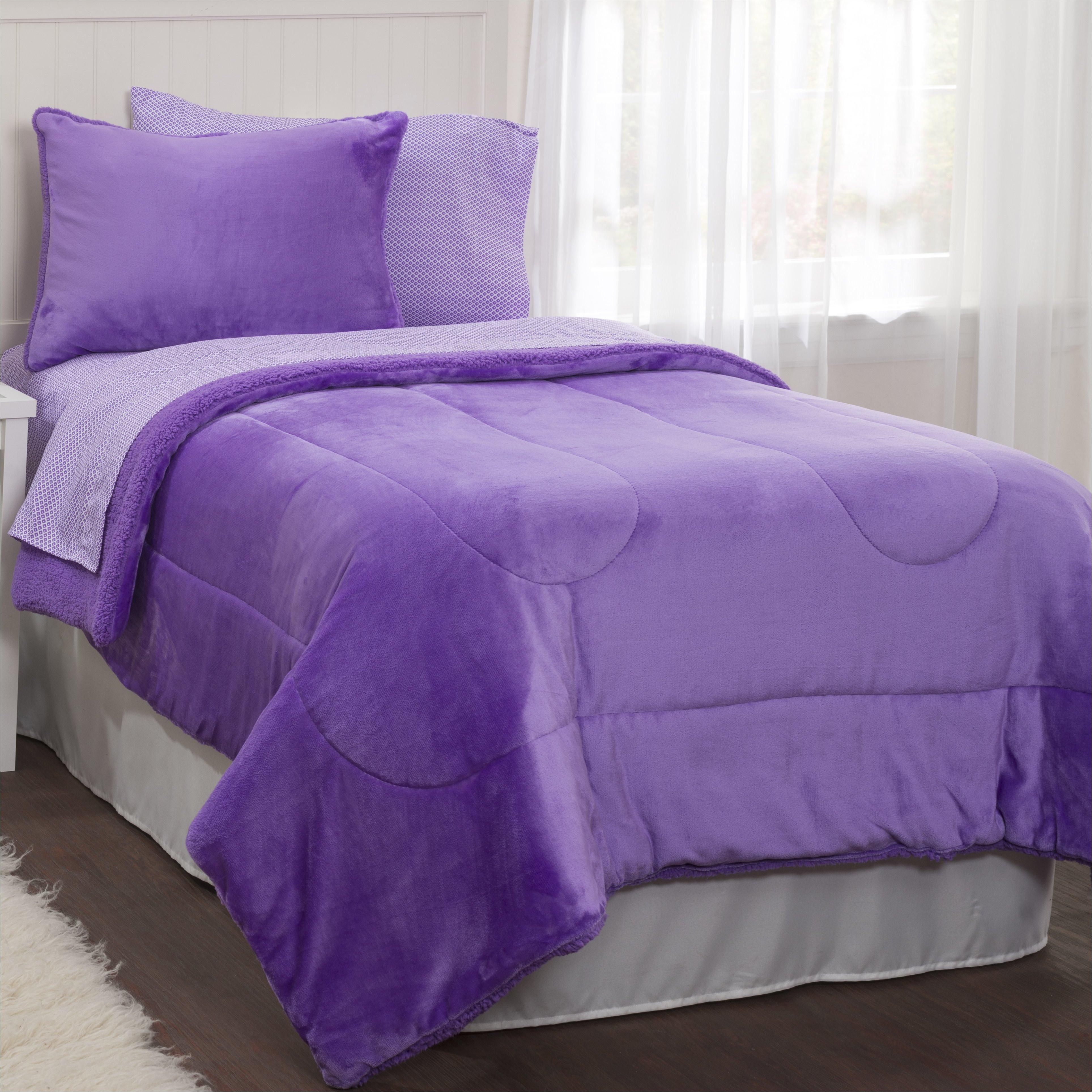neel lavender reversible comforter set jpg