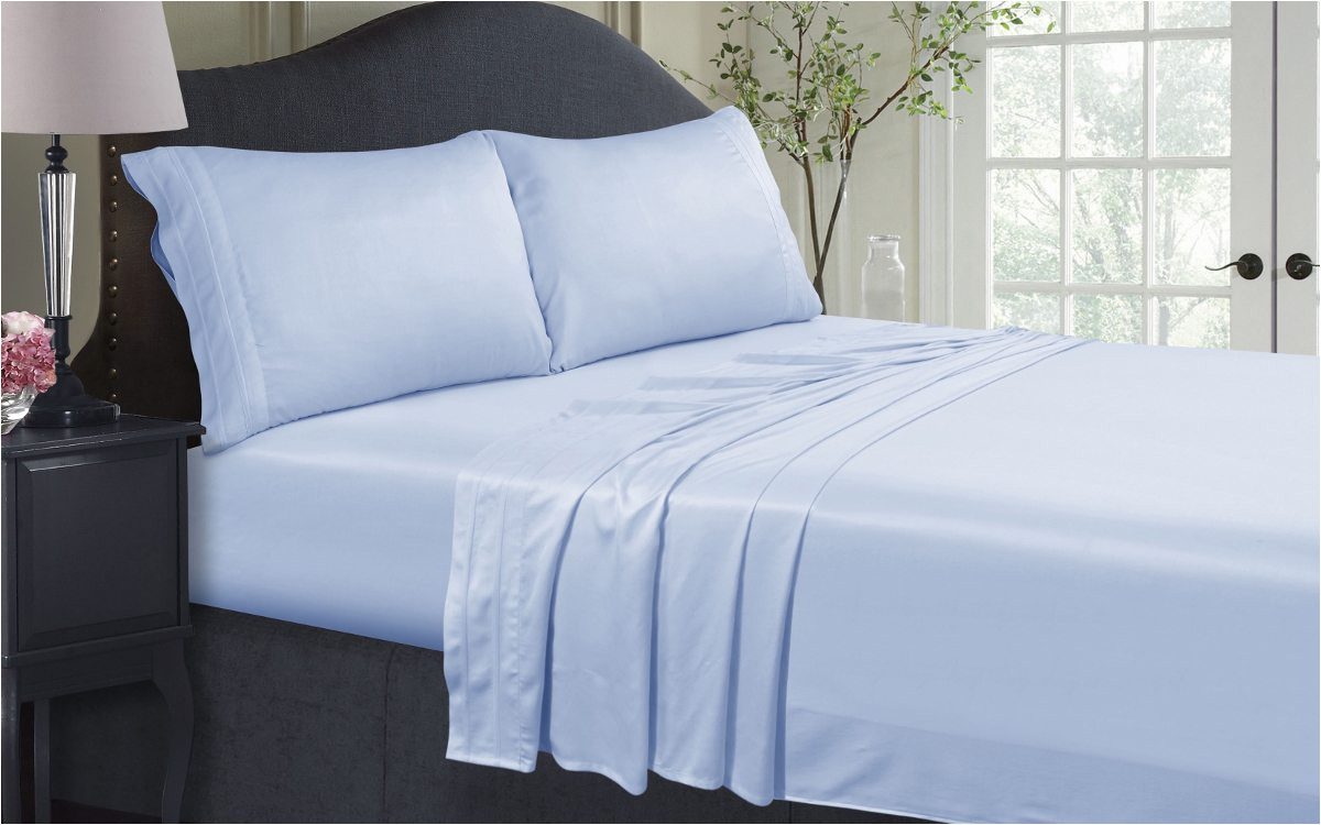 egyptian cotton sheets vs sateen sheets