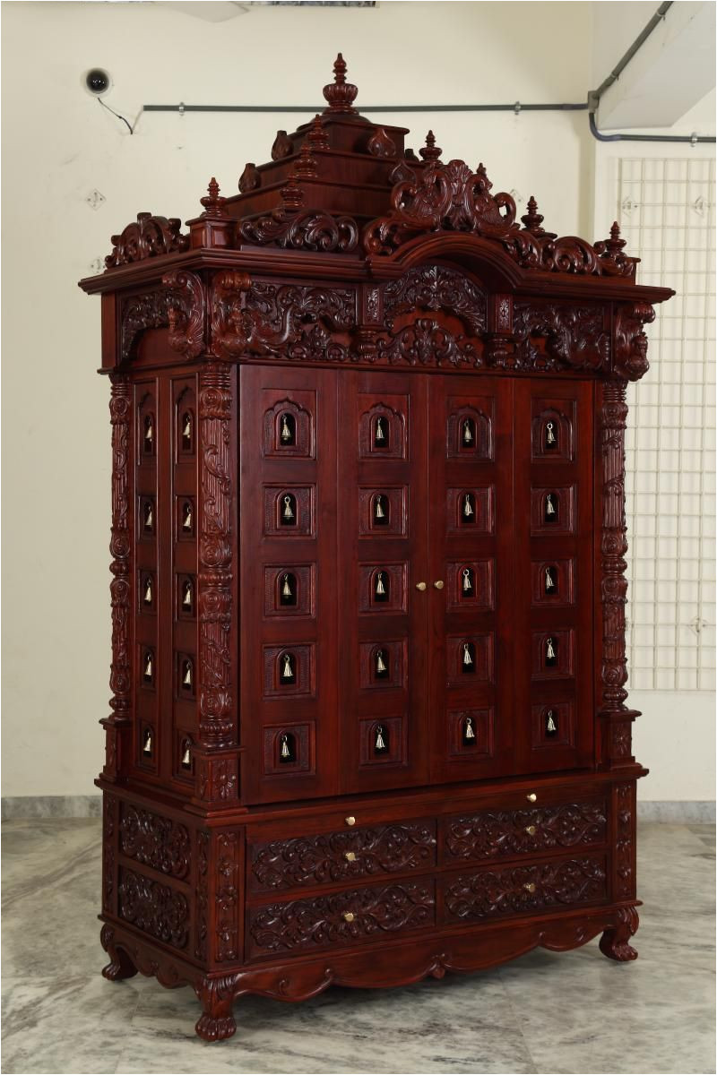 Pooja Mandir for Home In Usa Indian Spiritual Teak Wood Pooja Mandir for Home In Usa Make to