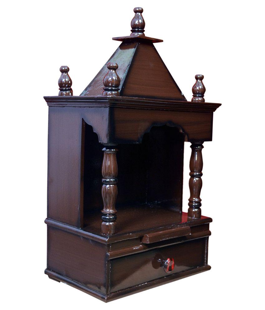 quality creations home temple pooja mandir wooden temple temple for home mandir
