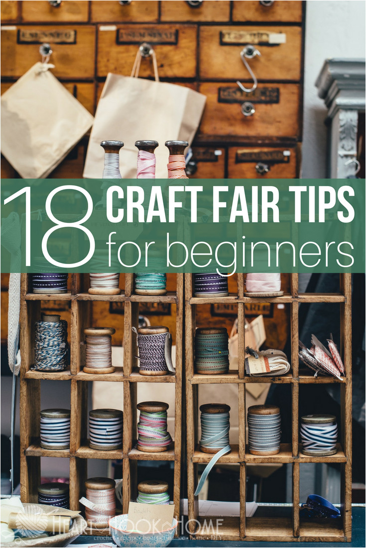 18 craft fair tips for beginners how to run a successful craft show booth http
