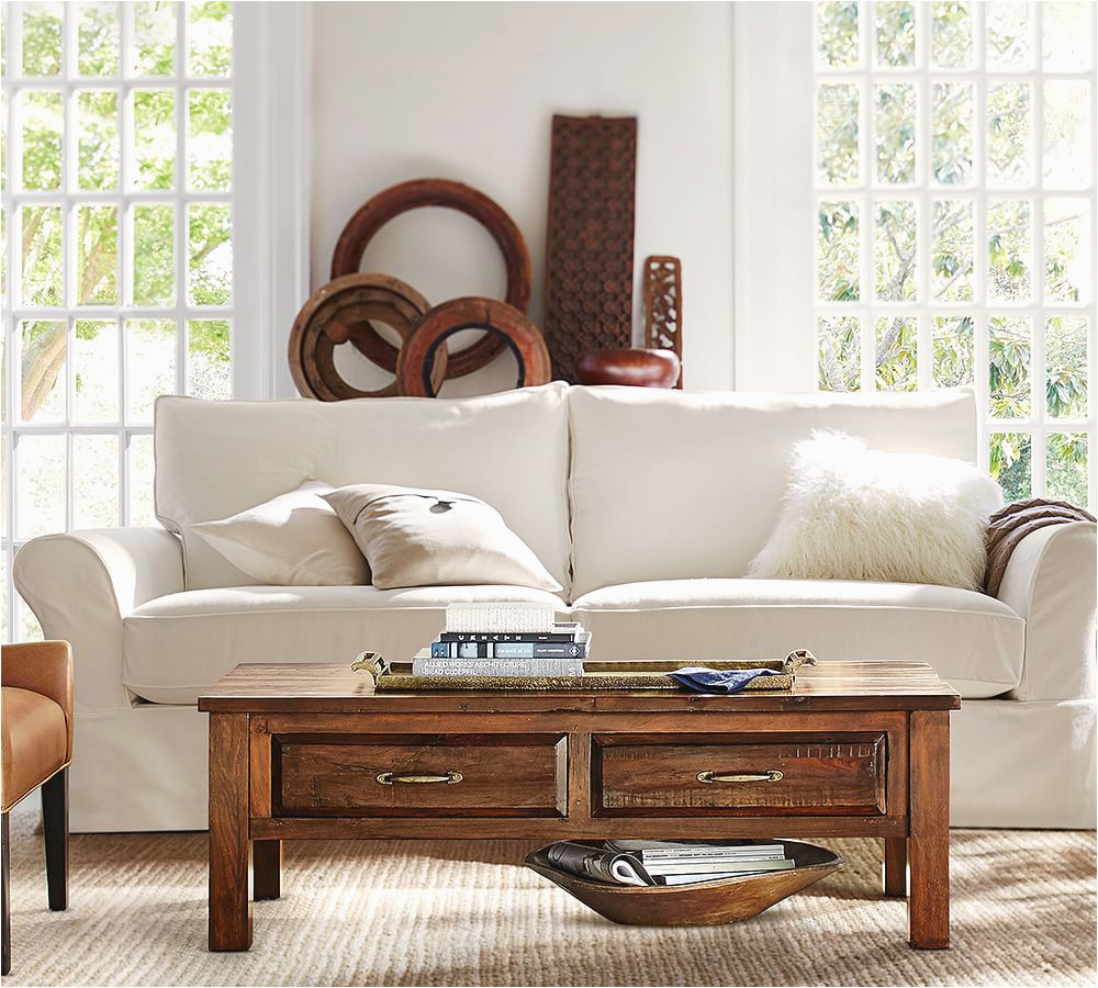 pottery barn replacement slipcovers pearce sectional craigslist