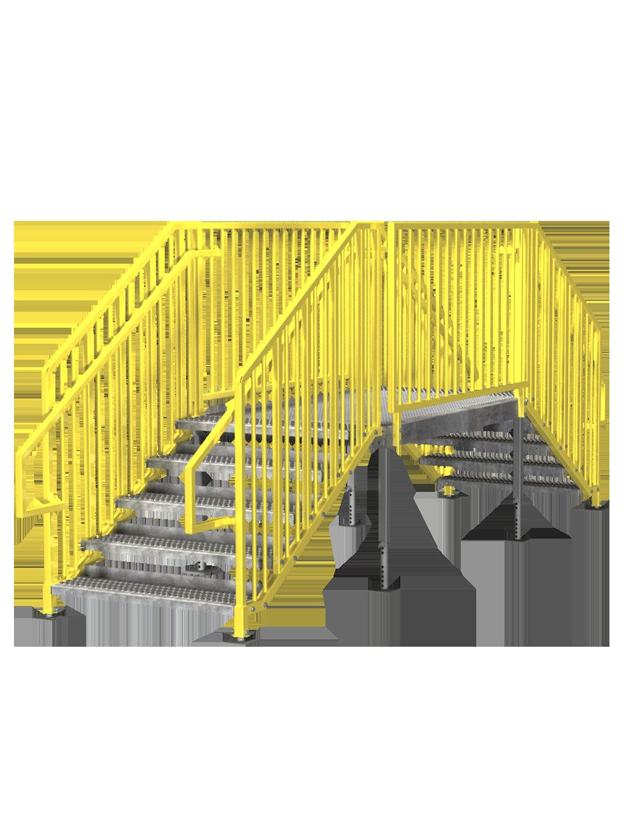 construction stair configuration 4tall png