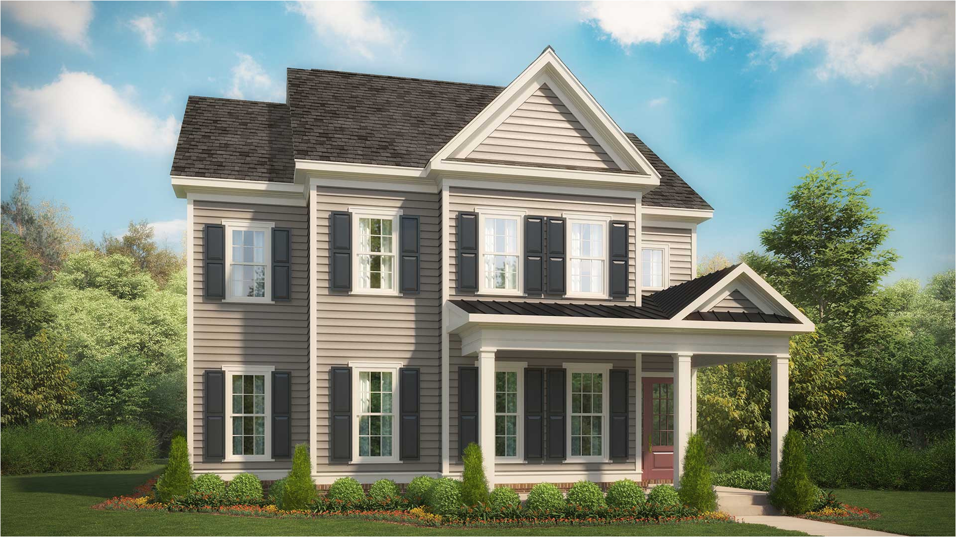 Preferred Homes Columbus Ga Inwood In Woodstock Ga New Homes Floor Plans by Stanley Martin Homes