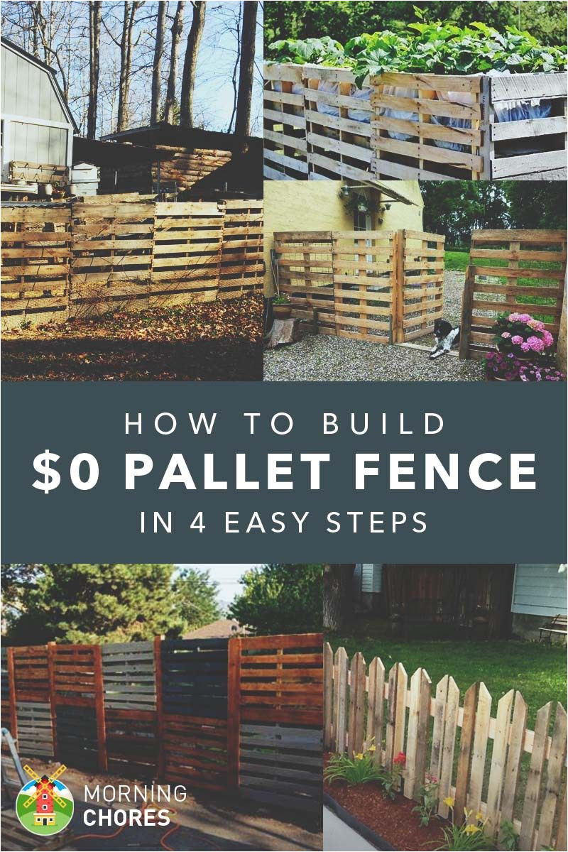 do you need a fence that doesn t make you broke learn how to build a fence with this collection of 27 diy cheap fence ideas