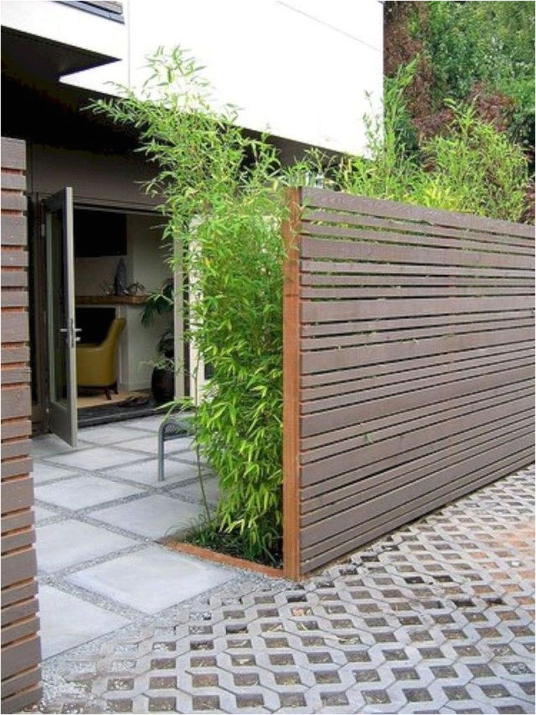 27 amazing modern front yard privacy fence ideas frontyard privacy privacyfenceideas