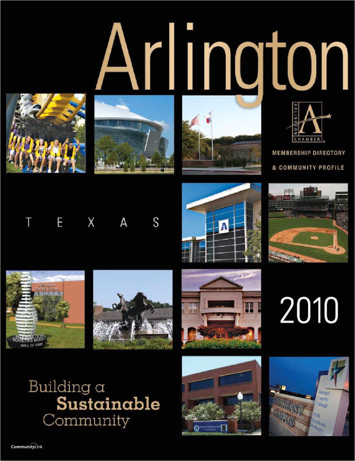 arlington tx 2010 membership directory and community profile by tivoli design media group issuu