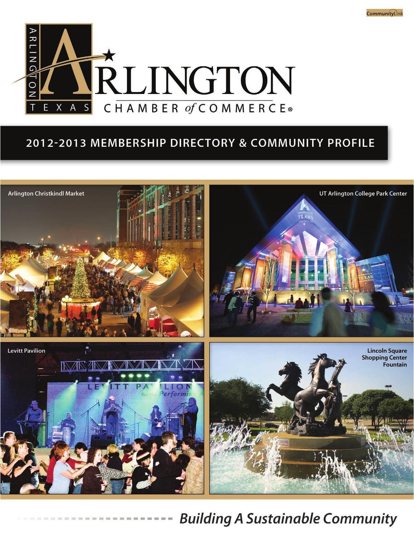 arlington tx 2012 membership directory and community profile by tivoli design media group issuu