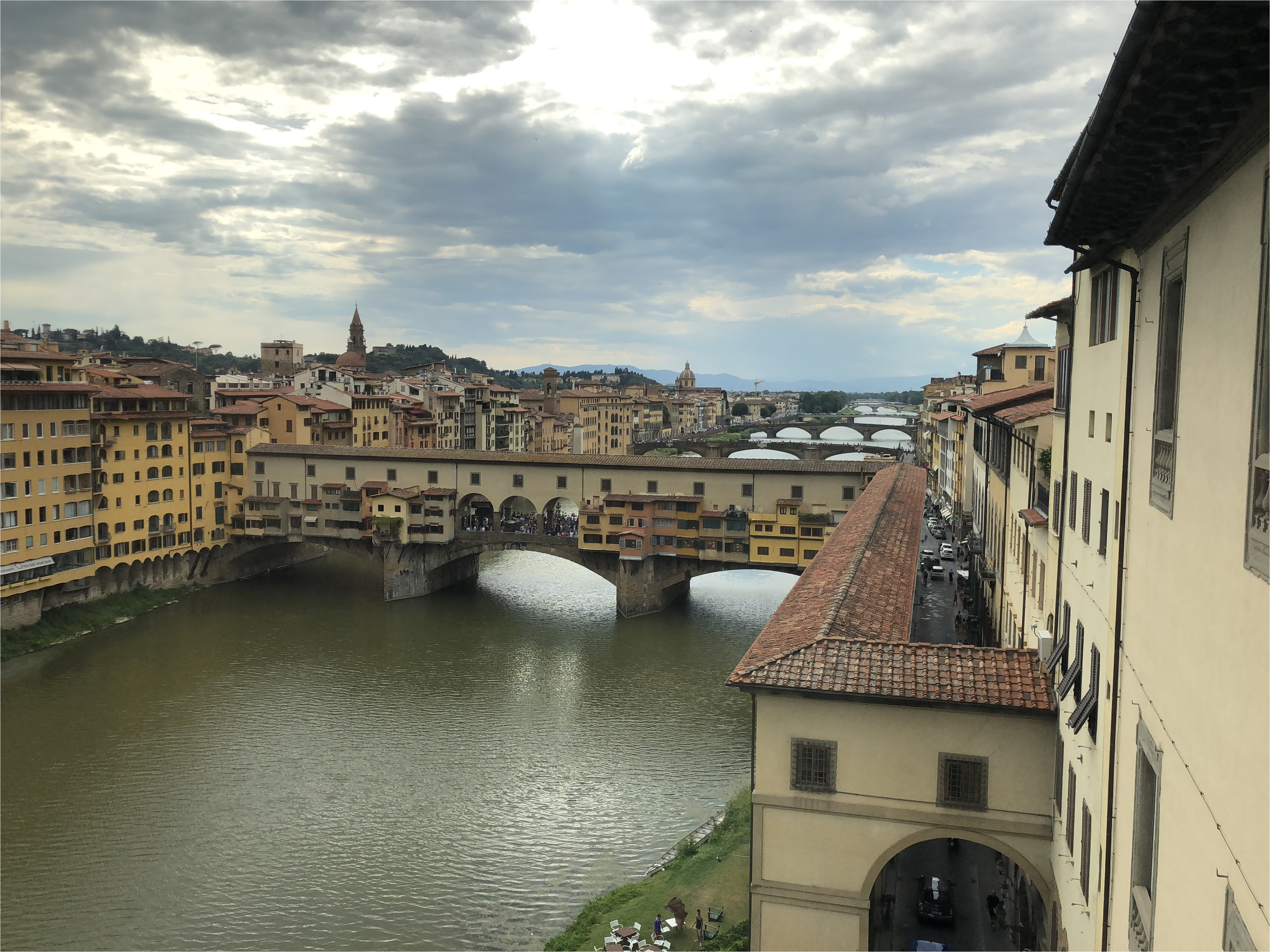 cfa advisory board member chuck whited travels to florence italy