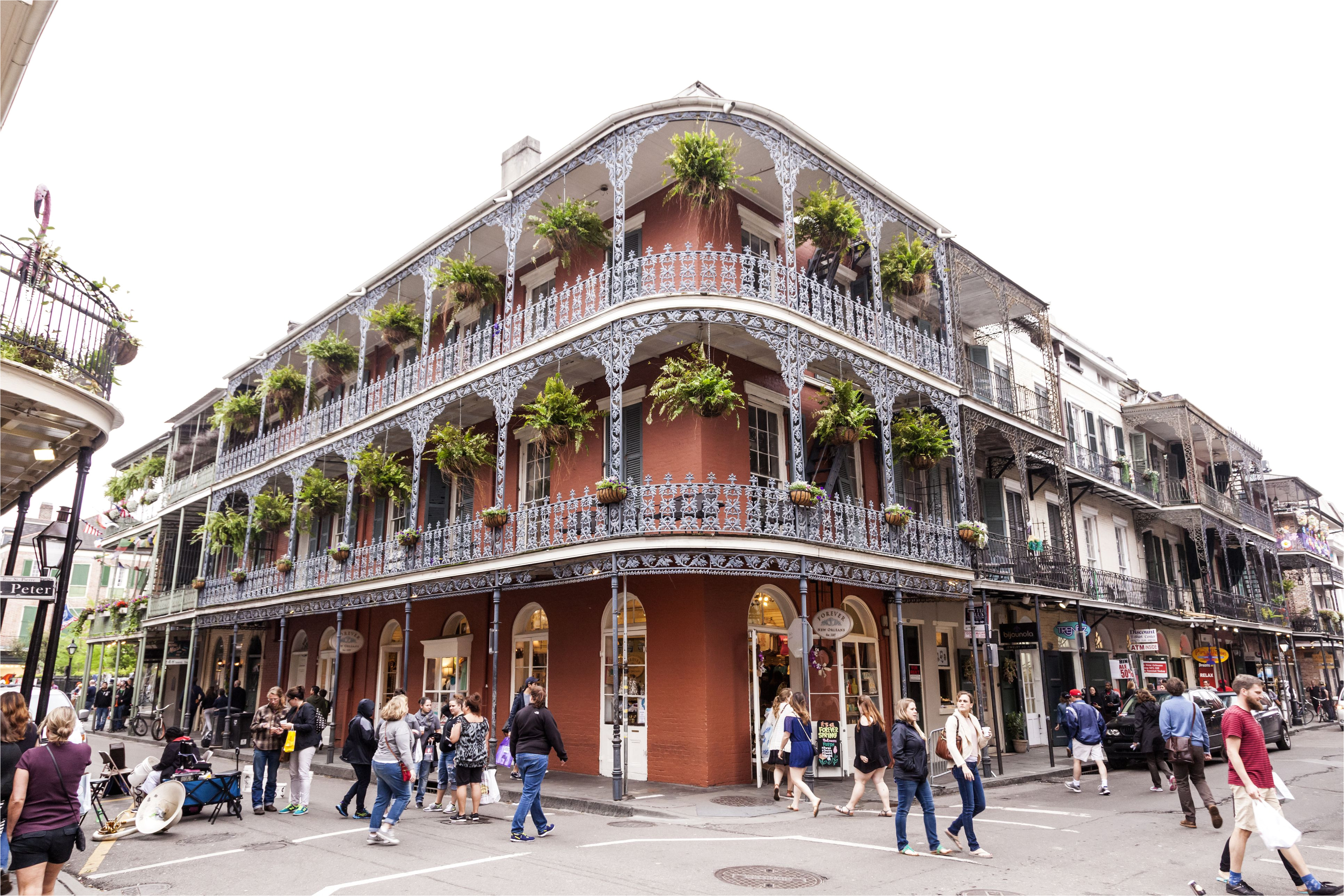 french quarter in new orleans louisiana