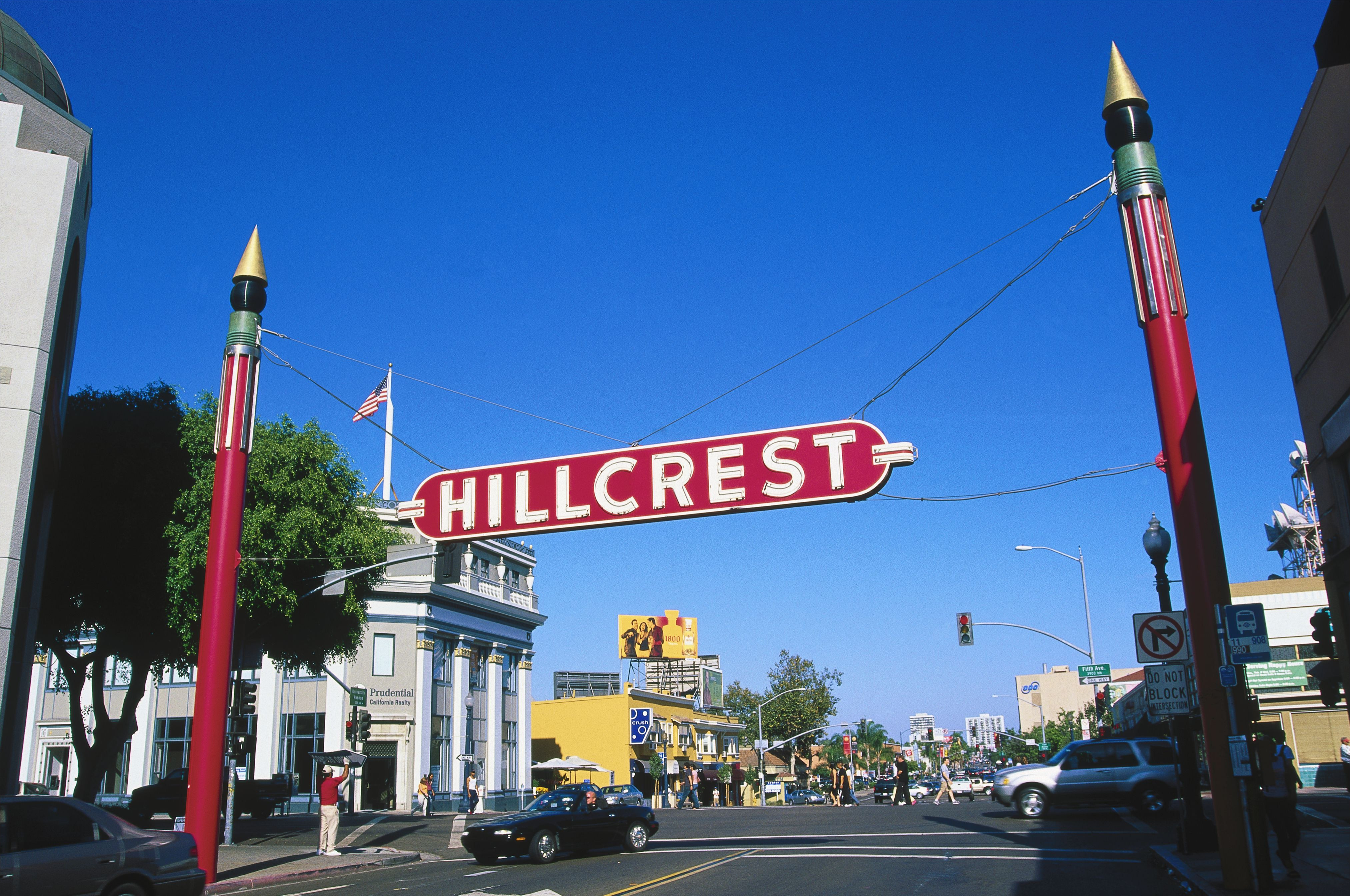 Que Ver En San Diego Downtown Hillcrest San Diego Neighborhood Profile