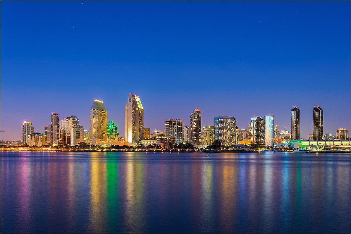 san diego city lights jpg