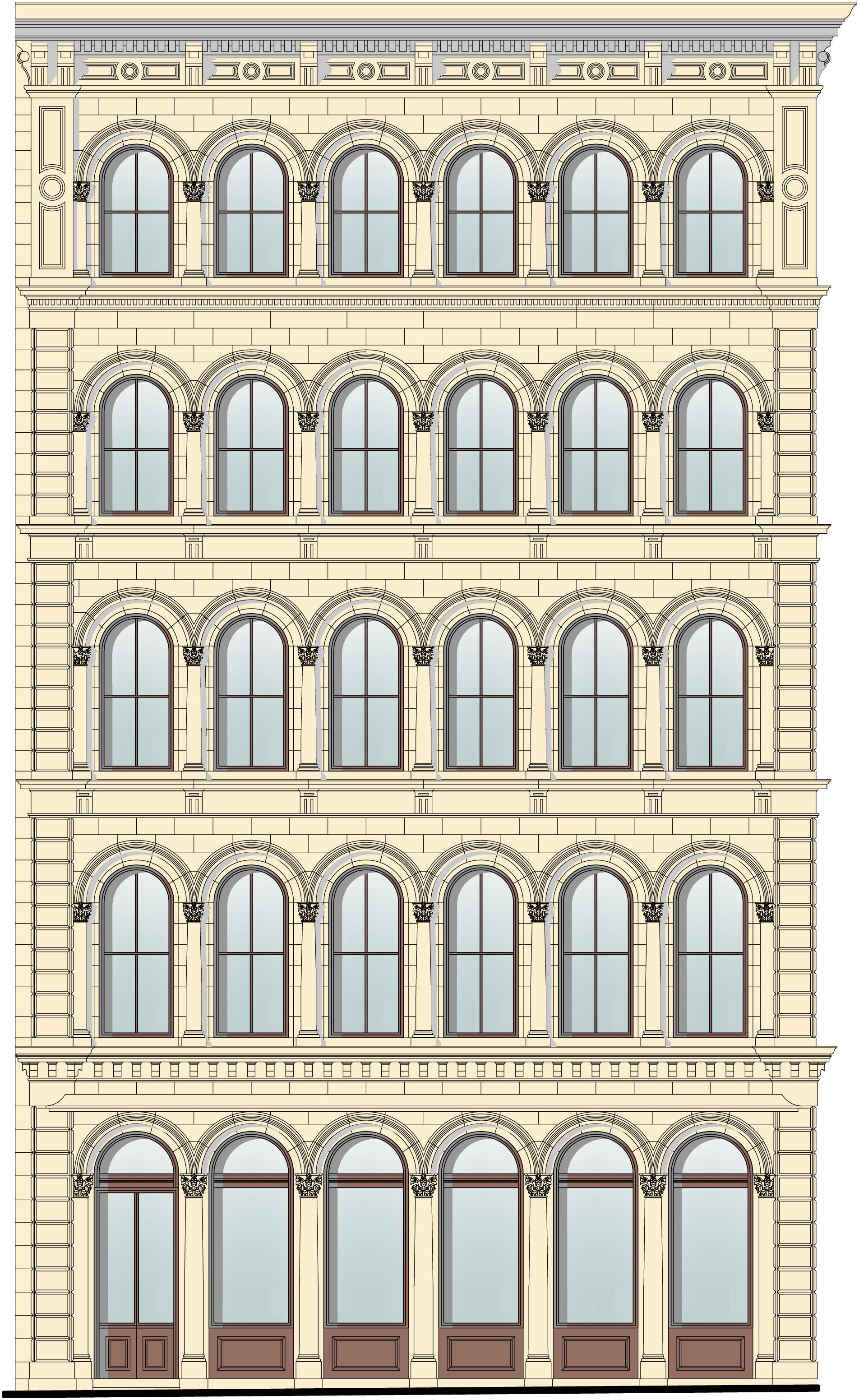 the d devlin building