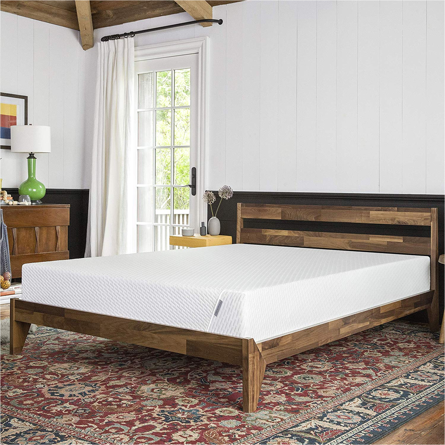 amazon com tuft needle queen mattress bed in a box t n adaptive foam sleeps cooler with more pressure relief support than memory foam