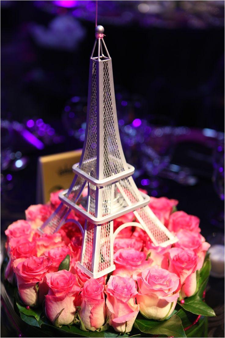 parisian centerpieces parisian theme centerpiece tables