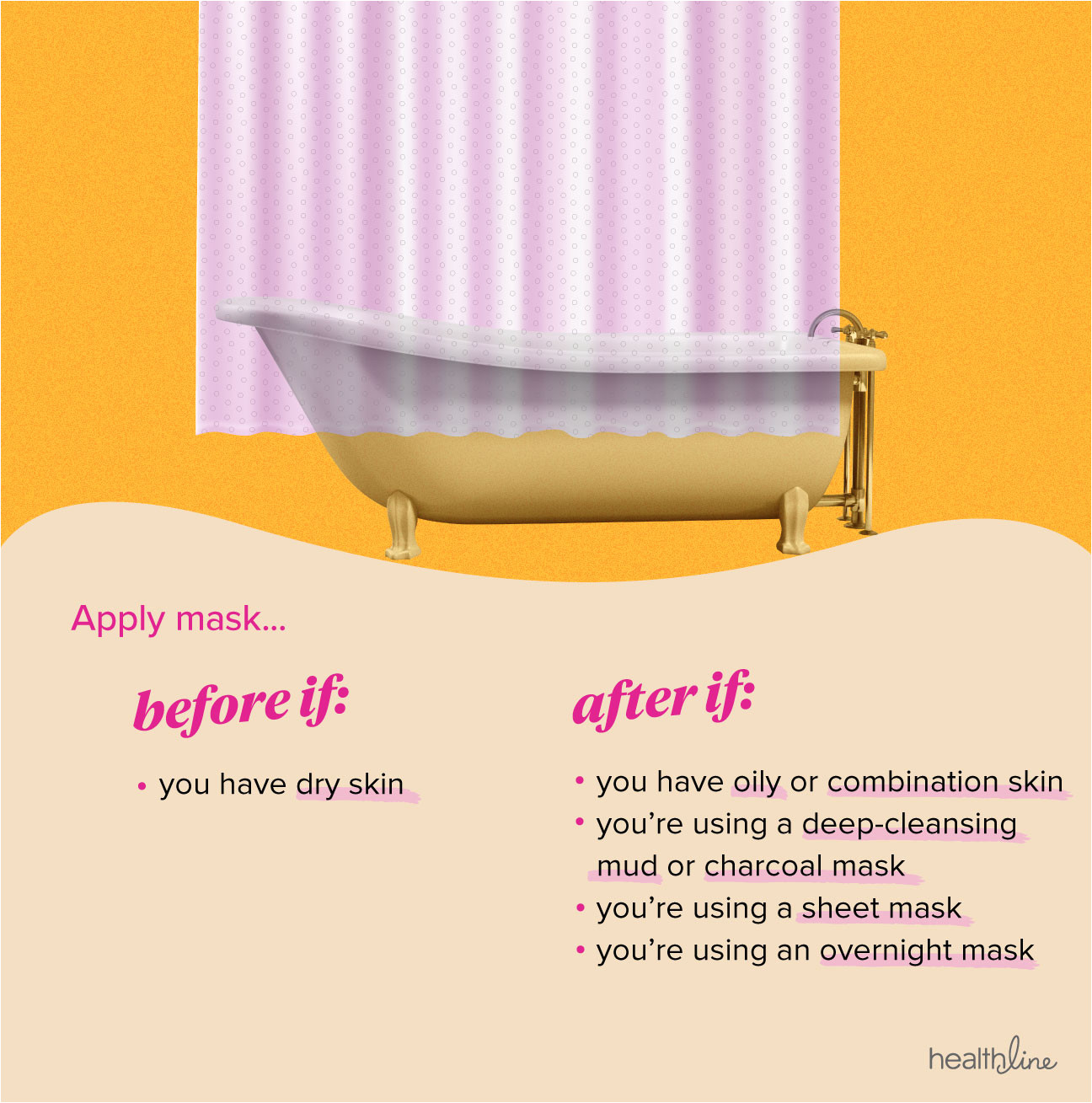8731 face mask before or after shower 1296x1309 infographic jpg