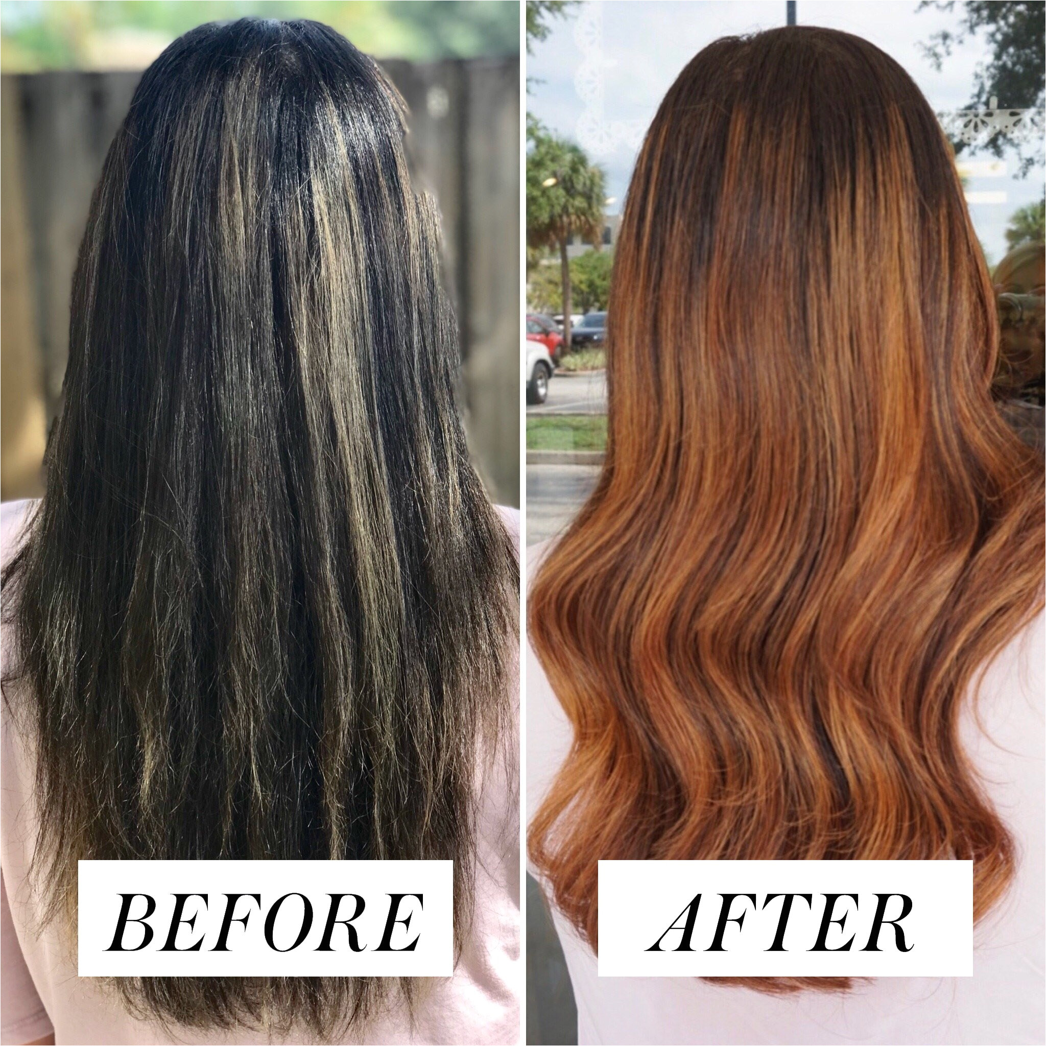 Re Bath before after Pictures How My Hair Colorist Corrected the Worst Dye Job I Ve Ever Had Allure