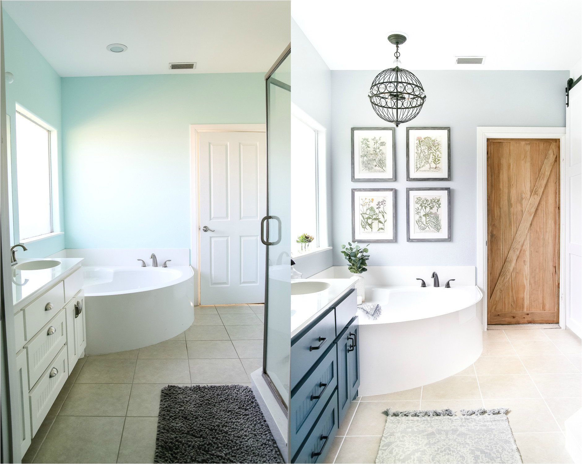 master bath retreat before and after maison de pax