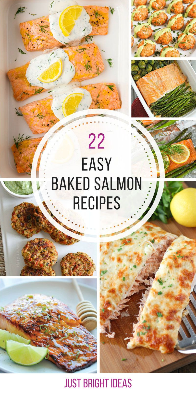 Recetas De Salmon Faciles 22 Best Ever Easy Baked Salmon Recipes You Need to Try Mariscos