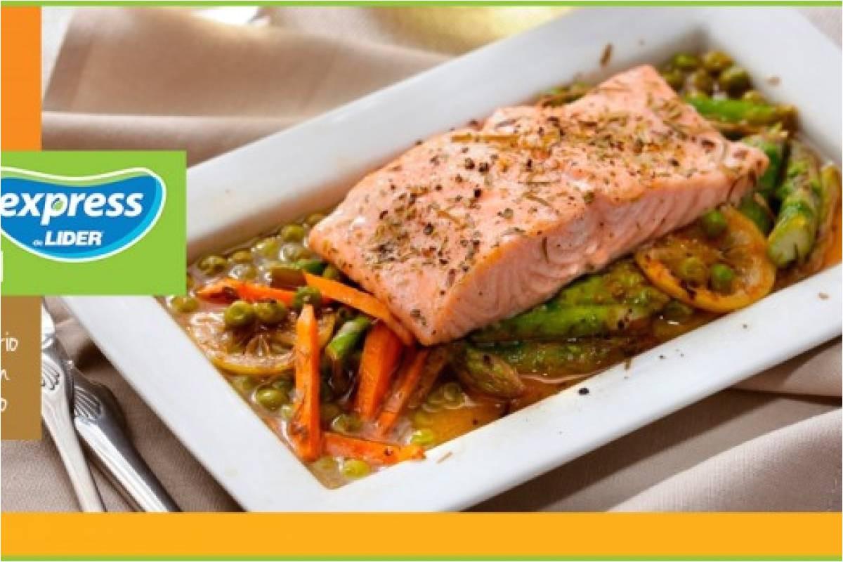 Recetas De Salmon Faciles Al Horno Gourmet Recetas Con Salmon Al Horno Www Miifotos Com