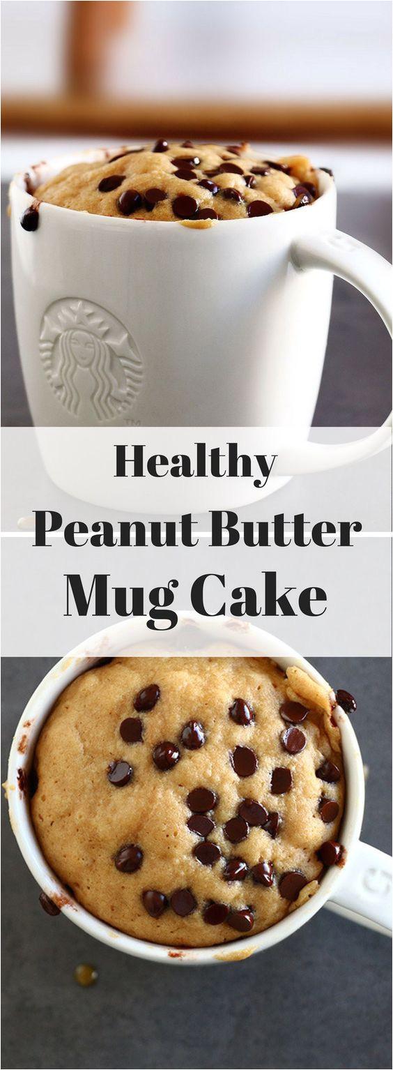 pasteles hechos en una taza perfectos para cuando ataca el antojo