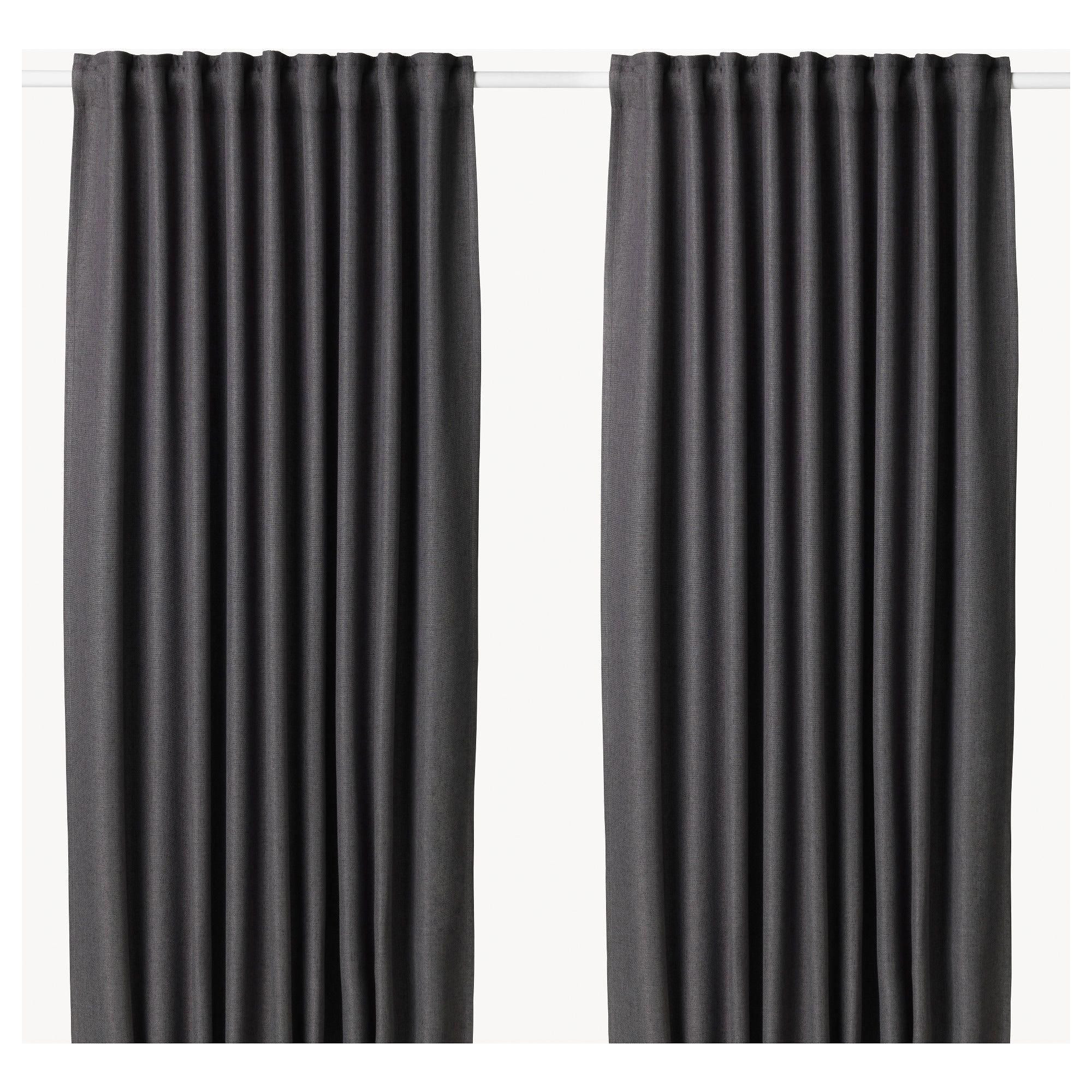 annakajsa blackout curtains 1 pair ikea bestblackoutcurtainsforbedroomsandlivingrooms