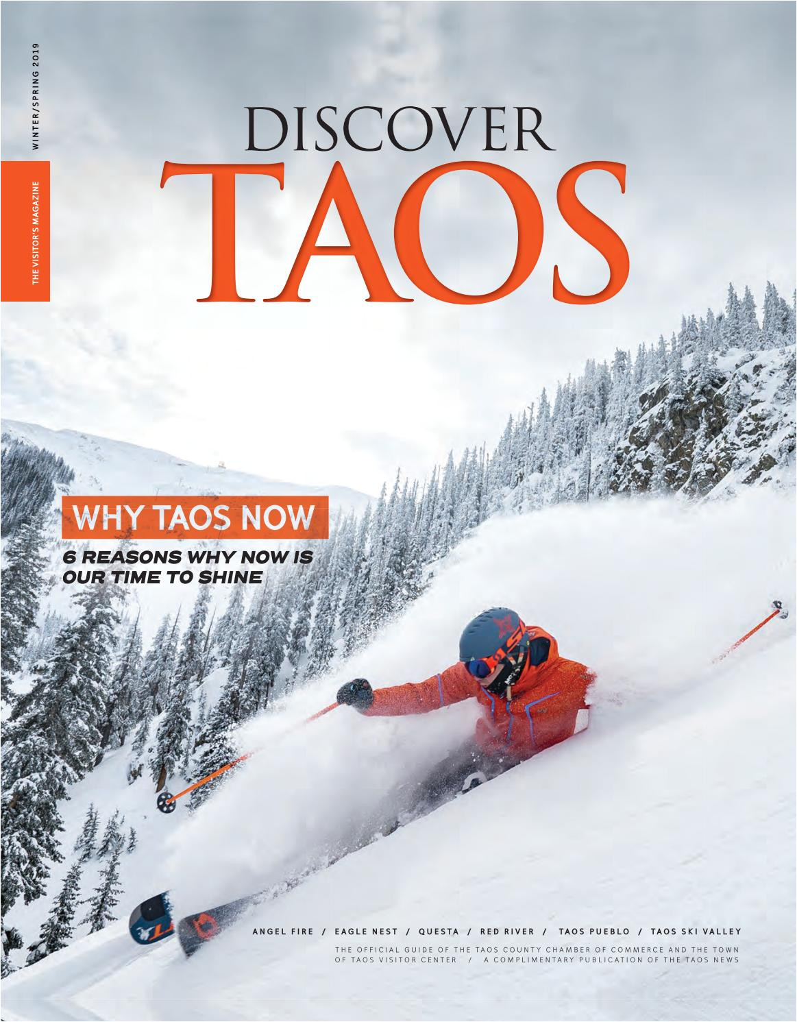 Red River New Mexico Calendar Of events 2019 Discover Taos Winter 2018 2019 by the Taos News issuu