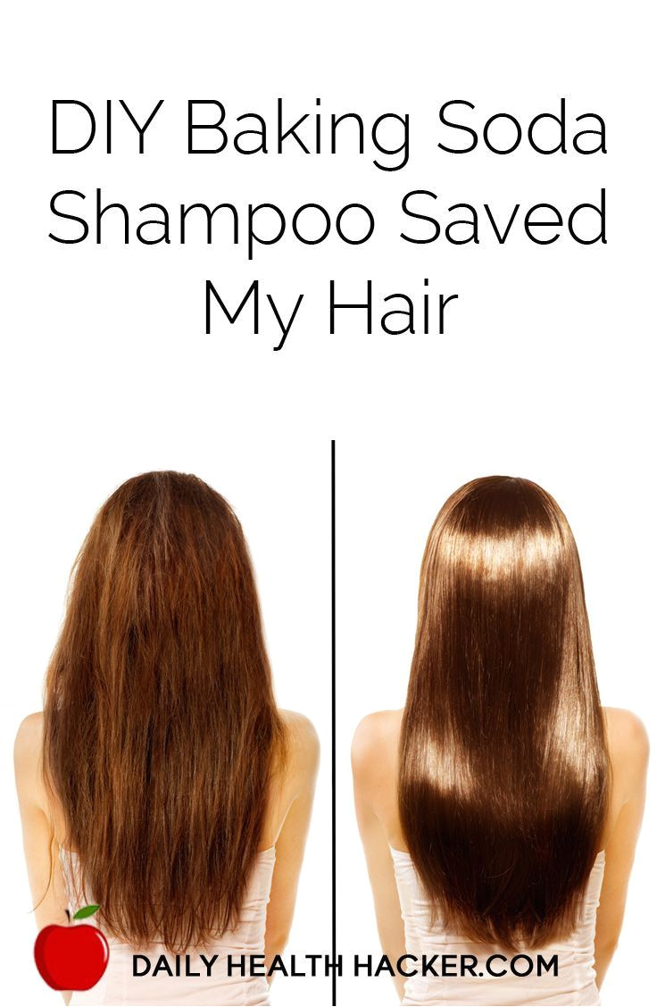 diy baking soda shampoo saved my hair worth a shot since baking soda is just generally magical