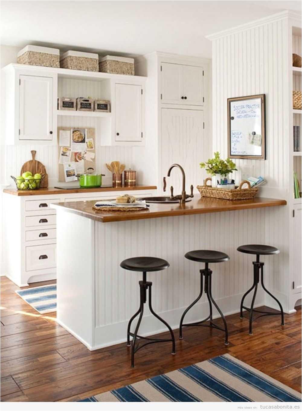 Remodelacion de cocinas peque as rusticas dise o y - Cocinas rusticas pequenas ...