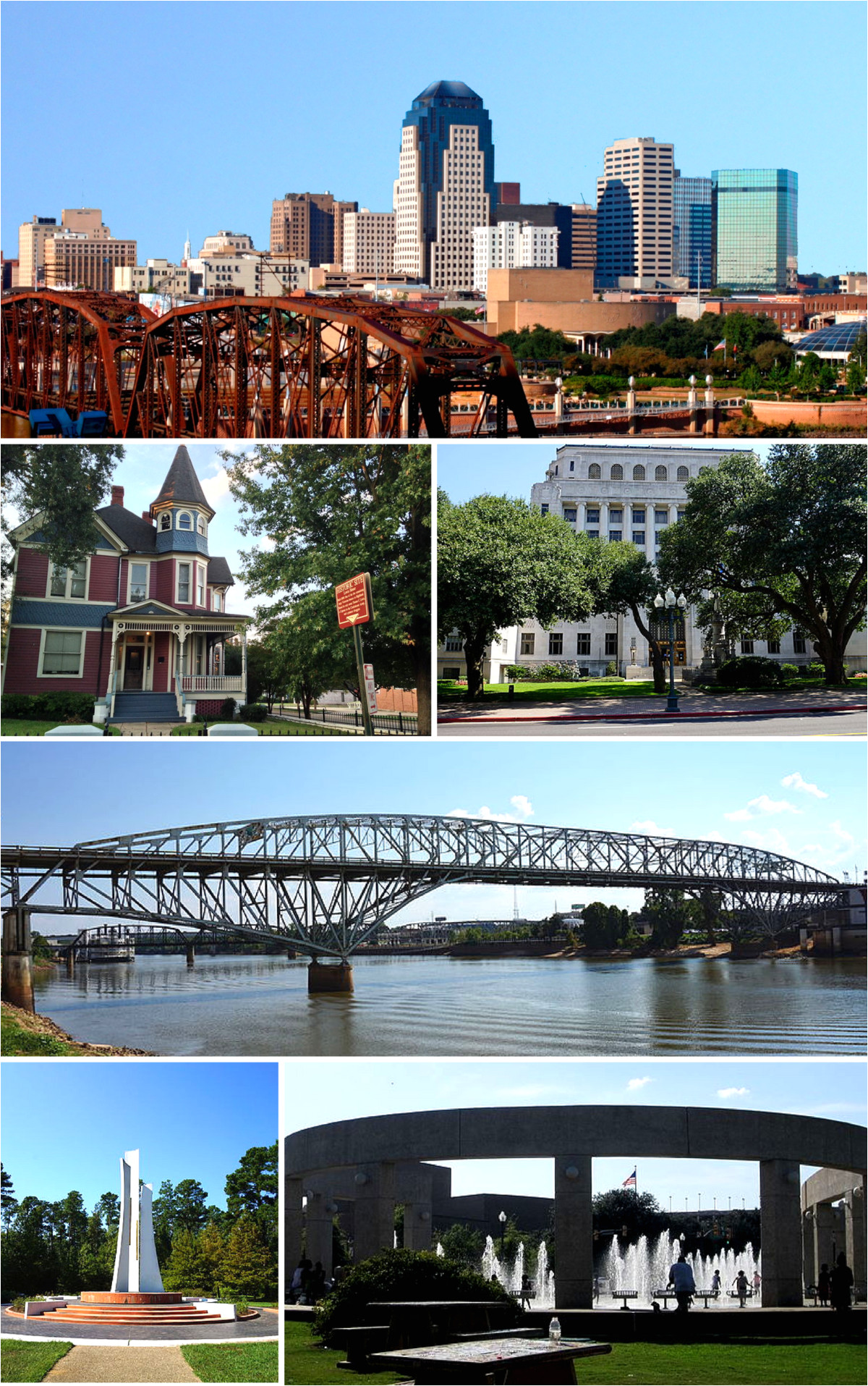 1200px shreveport header infobox collage png