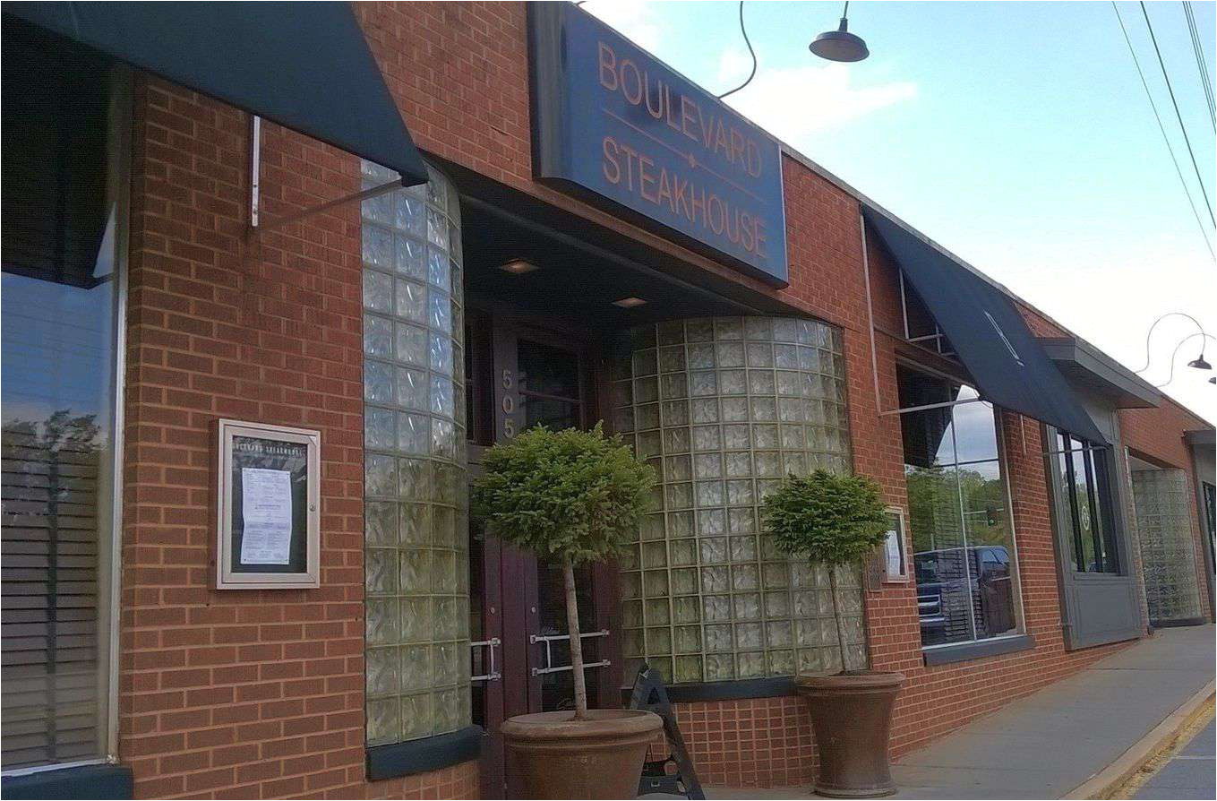 boulevard steakhouse in edmond