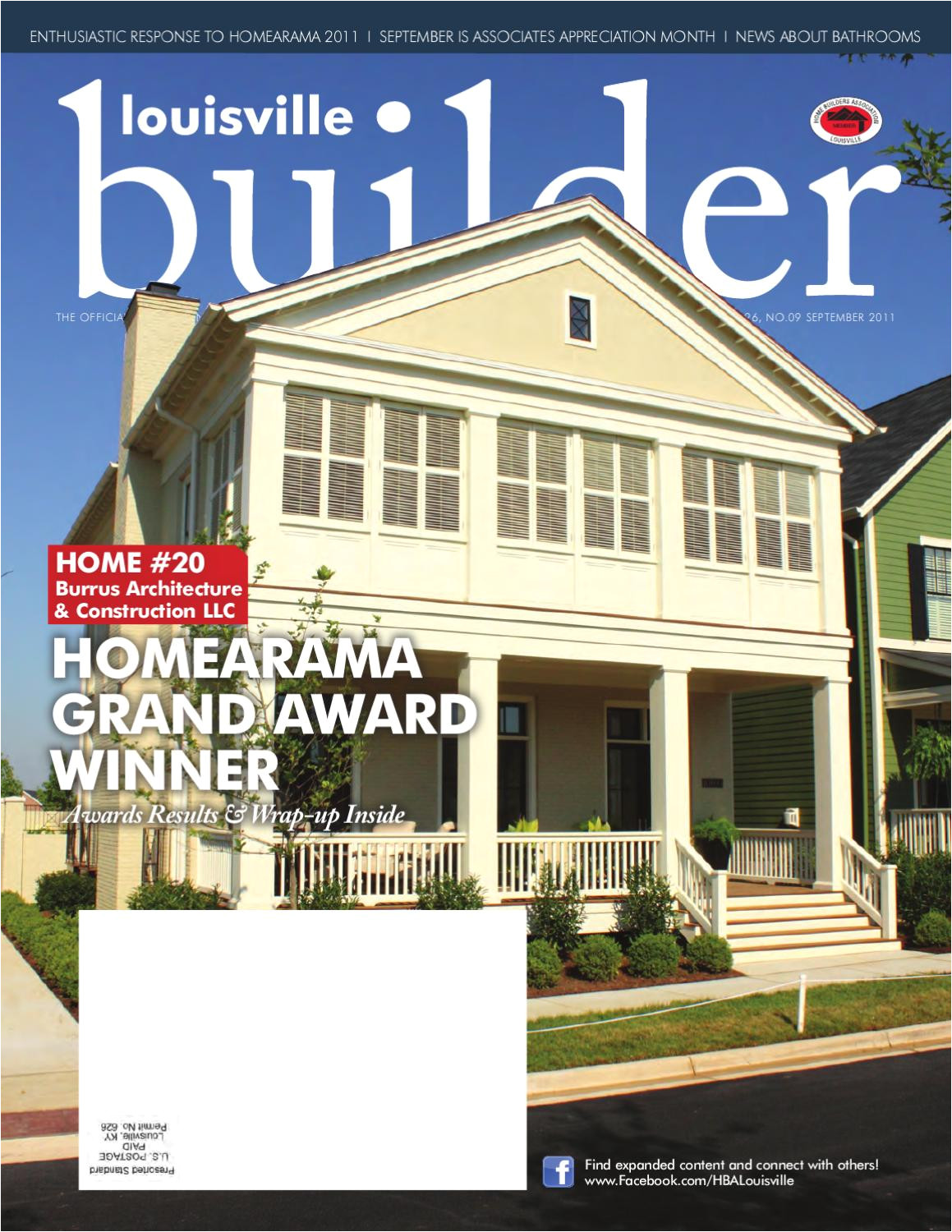 louisville builder september 2011 by building industry association of greater louisville issuu