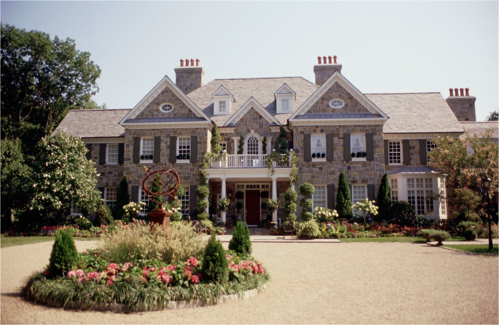 is is weird that i love the houses from the stepford wives